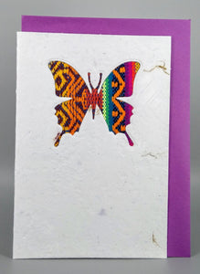 Artizan International  C6 Card - Single Butterfly