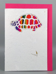 Artizan International  C6 Card - Tortoise