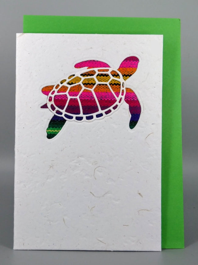 Artizan International  C6 Card - Turtle