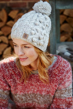 Load image into Gallery viewer, Pachamama Knitwear Ardara Bobble Beanie