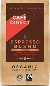 Cafedirect OG Espresso Coffee Beans