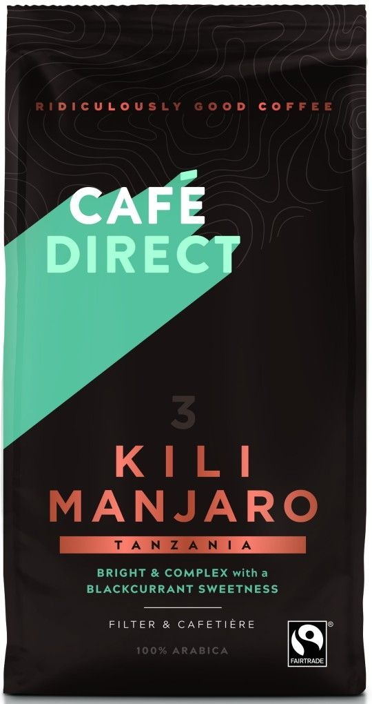 Cafedirect Kilimanjaro Ground Coffee