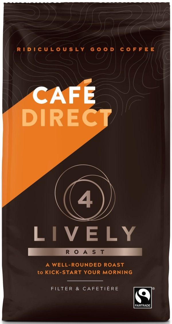 Cafedirect Lively Ground Coffee