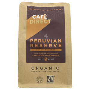 Cafedirect OG Peruvian Reserve Coffee Beans