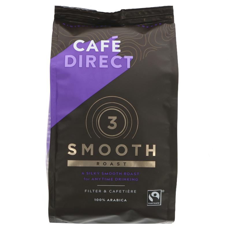 Cafedirect Smooth Roast Ground
