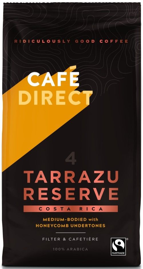 Cafedirect Tarrazu Reserve Ground Coffee