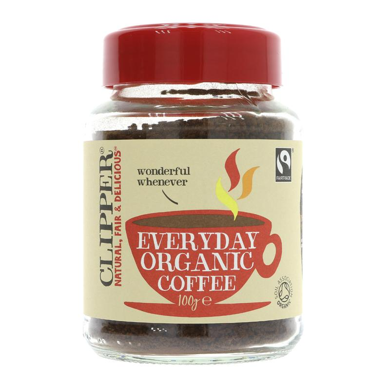 Clipper FT Organic Everyday Instant Coffee