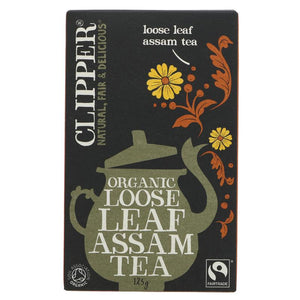 Clipper OG Assam Loose Tea