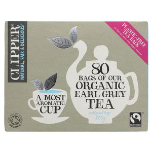 Clipper OG Earl Grey Teabags 80s