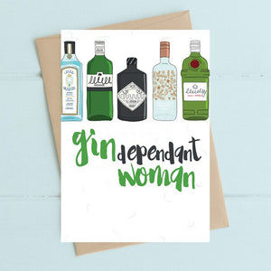 Dandelion Stationery - Gindependant Woman