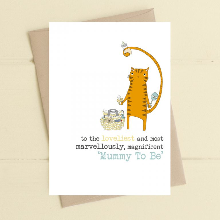 Dandelion Stationery - Loveliest Mummy to Be