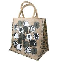 Shared Earth Fair Trade Jute Bag