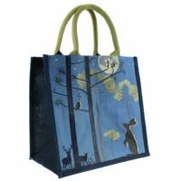 Load image into Gallery viewer, Shared Earth Fair Trade Jute Bag