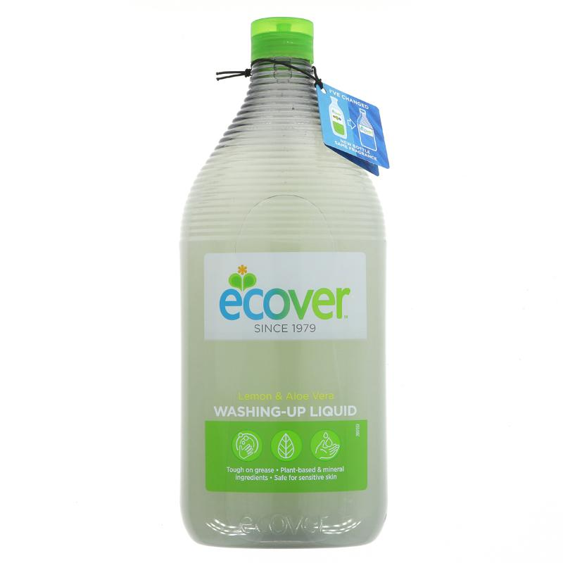 Ecover Lemon & Aloe Vera Washing Up Liquid 950ml