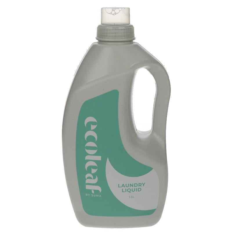 Ecoleaf Laundry Liquid 1.5l