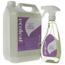 Load image into Gallery viewer, Ecoleaf Multi Surface Cleaner 500ml