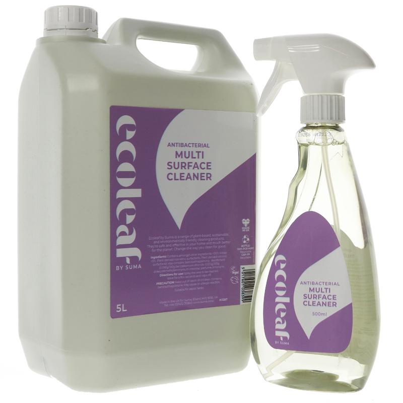 Ecoleaf Multi Surface Cleaner 5l