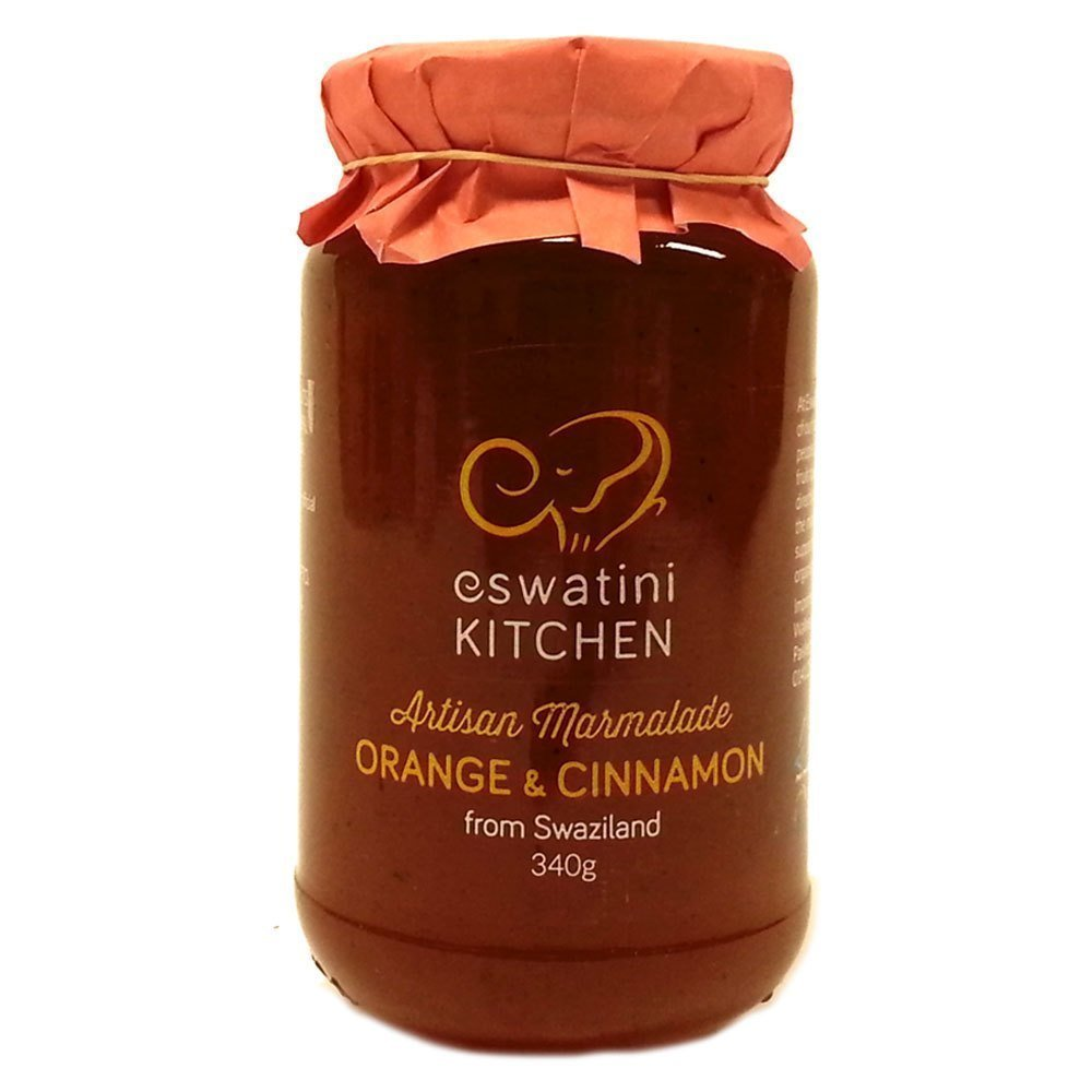 Eswatini Orange & Cinnamon Marmalade 340g
