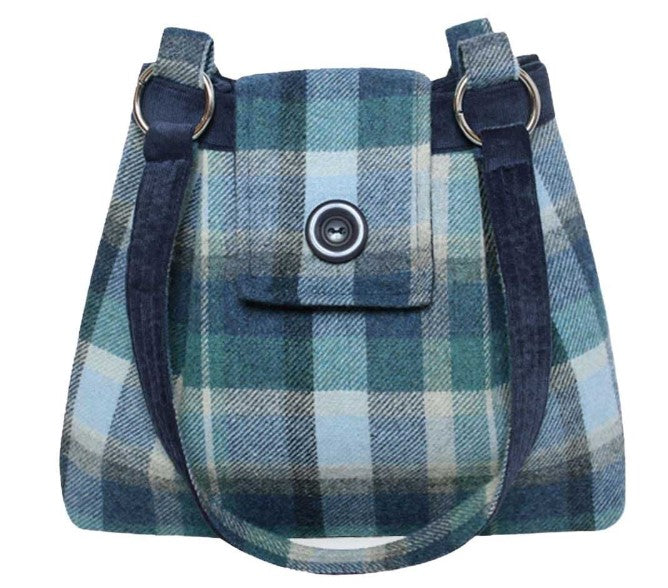 Earth Squared Tweed Ava Bag