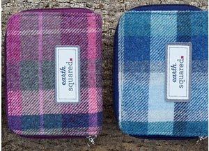 Earth Squared Tweed Wallet