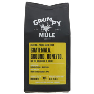 Grumpy Mule Guatemala Pocola Ground Coffee