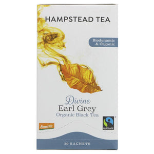 Hampstead Tea OG Divine Earl Grey Teabags