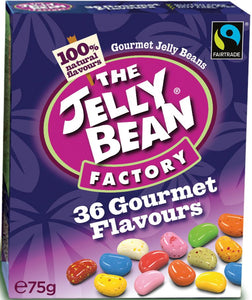 Jelly Bean Factory Jelly Beans - Gourmet Flavours 75g