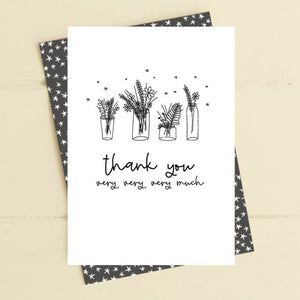 Dandelion Stationery - Thank you