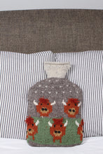 Load image into Gallery viewer, Pachamama Knitwear Hot Water Bottle Cover