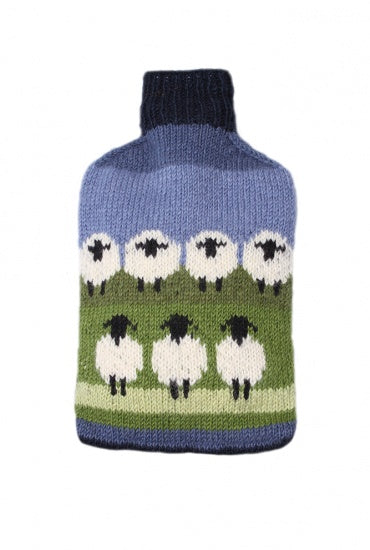 Pachamama Knitwear Hot Water Bottle Cover