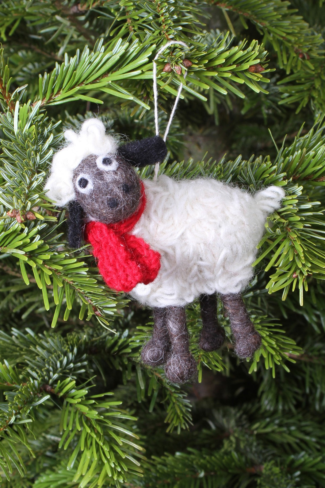 Pachamama Knitwear Kevin the Lamb Decoration