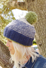 Load image into Gallery viewer, Pachamama Knitwear Vienna Bobble Beanie