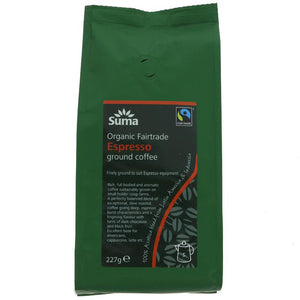 Suma OG Espresso Ground Coffee