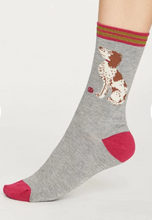 Load image into Gallery viewer, Thought Springer Socks in a Bag, Size 4-7