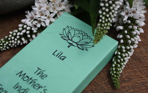 The Mother's India Fragrances - Lila, 20 Sticks