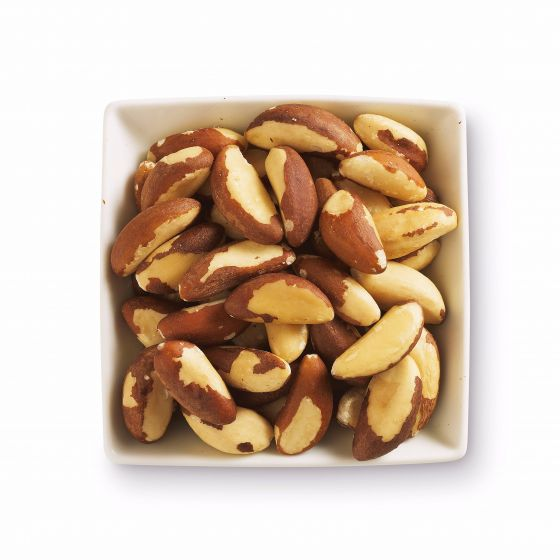 Tropical Wholefoods Fair Trade OG Brazil Nuts 125g