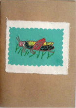 Load image into Gallery viewer, Batsiranai Fair Trade Hand Embroidered Card