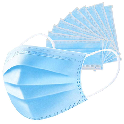 Surgical Mask 3 PLY (10 Masks Per Pack)