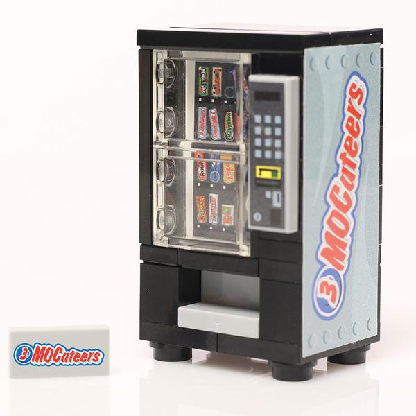 3 MOCateers Vending Machine