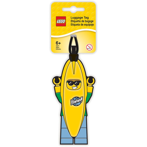 Banana Guy Luggage Tag