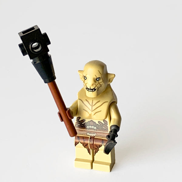 Azog - The Pale Orc - The Hobbit (BAM0884)