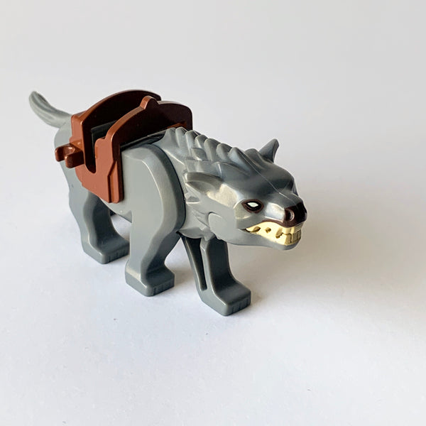 Gray Warg - The Lord of the Rings (BAM0892)