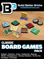 Classic Board Games Pack