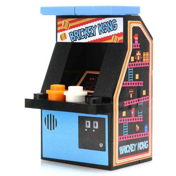 Brickey Kong Arcade