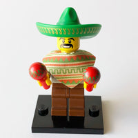 Mariachi/Maraca Man - Series 2 Collectibles (BAM0910)