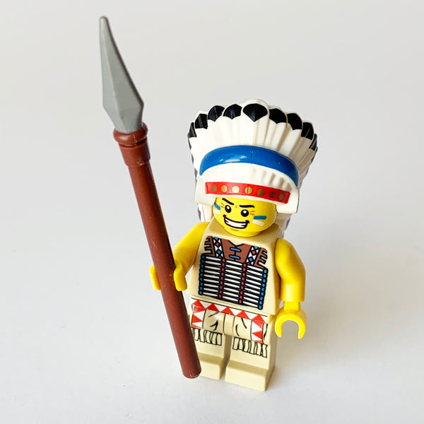Tribal Chief - Series 3 Collectibles (BAM0927)