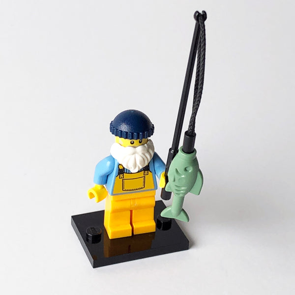 Fisherman - Series 3 Collectibles (BAM0930)