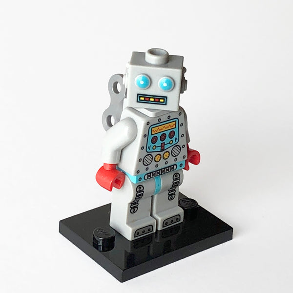 Clockwork Robot - Series 6 Collectibles (BAM0979)
