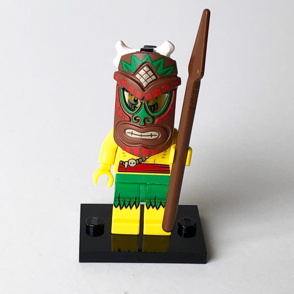 Island Warrior - Series 11 Collectibles (BAM1057)