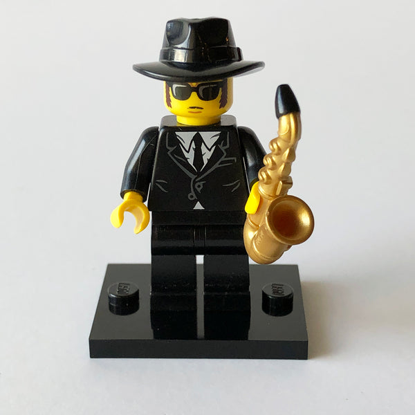 Jazz Musician - Series 11 Collectibles (BAM1064)